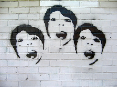 some knoxville street art (and the way i feel - aaahhhhhhh)