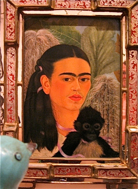Let viewing Kahlo's Fulang-Chang and I